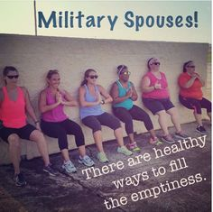 DumBell Fitness of Honolulu offers specialized bootcamp programs, nutritional guidance, and wellness support designed for military spouses. Motivational Quotations, Military Spouse, Fill, Workouts, Nutrition, Strong, Wellness, Exercise, Sayings
