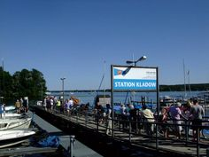 Station Kladow Wannsee
