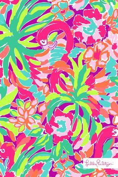 lilly prints
