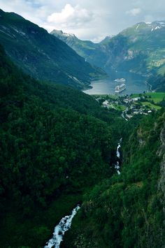 All sizes | Geiranger | Flickr - Photo Sharing!