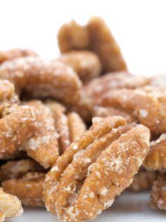 Candied Southern Pecans
