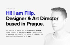 Designer & Art Director based in Prague.