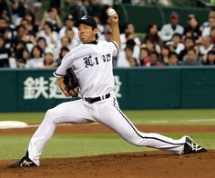 Yuusei Kikuchi, a 1st rounder of 2009 amateur draft, throws 8 strong innings at Seibu Dome on 'Kazuhisa Inao Day' - Sunday, July 1, 2012