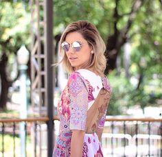 Débora Nogueira veste Lafê I Verão 16 I Turquia