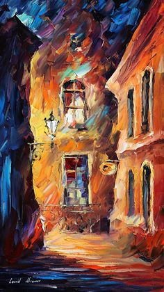 Germany -  by Leonid Afremov