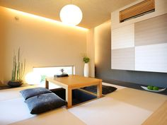 Modern Office Interiors, Decor, Asian Interior Design, Furniture Decor, Modern Room, Zen Room, Interior Design, Home Decor, Room