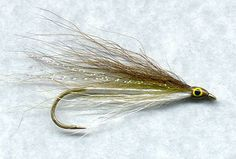 Free Fly Fishing Patterns | ... use of flash make the Lake Erie Shiner a deadly fishing pattern