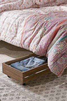 1000 id es sur le th me rangement sous le lit sur - Boite de rangement sous lit ...