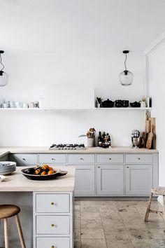 minimal kitchen #home #style