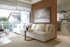 Fotografia do apartamento decorado Level Alto da Lapa, São Paulo. ©Even Construtora e Incorporadora.