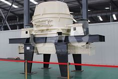VSI Crusher or Sand Making Crusher