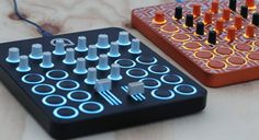 UMIDI: custom DJ controllers. Design them on the Web, have them built to order and shipped to you.