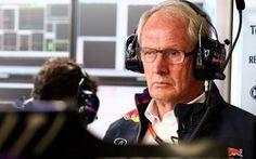 Helmut Marko: il nostro obiettivo, nel 2017, è battere le Mercedes Il consulente sportivo della Red Bull, afferma che l'obiettivo della Red Bull per la stagione 2017 è battere le Mercedes. #f1 #redbull #marko #mercedes