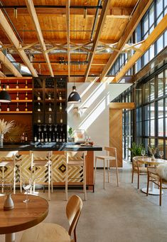 New Mexico's First Food Hall Is for the Culture - Design Milk