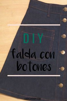 Upcycling Clothes For That Unique Personalized look – DIY Fashion 101 Sewing Basics, Sewing For Beginners, Sewing Hacks, Sewing Tips, Diy Jupe, Diy Rock, Diy Art, Sewing Courses, Make Your Own Clothes