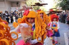 Niños participantes en el Carnaval.   Asociación Carnaval Torrevieja