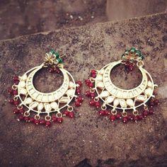Maroon Beads CHand Bali