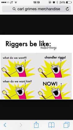 Riggers? RIGGERS IS A THING? XD