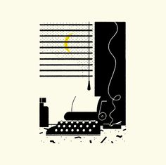 Simone Massoni: The New Yorker Crime Issue