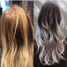 Wow. The power of a good toner!