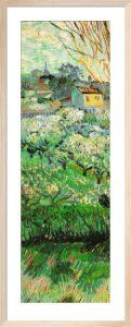 View of Arles, 1889 (detail) Vincent Van Gogh