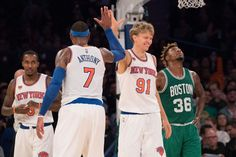 'Cheese' Making Most Of Chances With Knicks