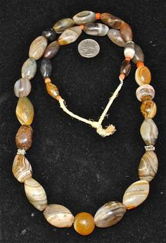 Ancient Agate Strand 2