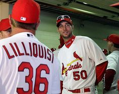 """In the words of my 8 year old son......""""Champions of the world."""" 2011 St. Louis Cardinals"""
