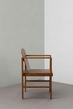 Erich Dieckmann. Child's chair, c1926