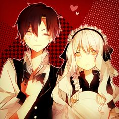 /Kagerou Project/