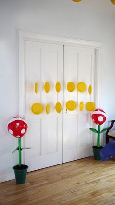 Super Mario Party: Surprise Gift in the yellow plates