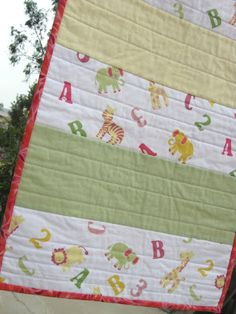 handmade mommy: Your First Quilt