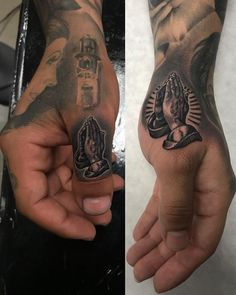 Thinking about doing a day of small prayer hands. Anyone down? Commen