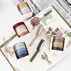 Products – Kawaii Pen Shop Diy Stickers, Scrapbook Stickers, Diy Scrapbook, Scrapbook Supplies, Scrapbooking, Planner Stickers, Cheap Washi Tape, Washi Tape Set, Masking Tape