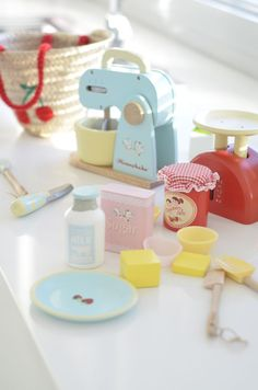 Le Toy Van - lovely toys for little girl's room