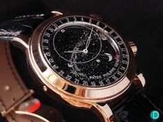 THE COLLECTOR'S VIEW: REVIEW OF A PERSONAL PATEK PHILIPPE SKY MOON CELESTIAL REF. 6102R