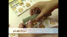 Dica Ana Cosentino: Carteira Porta Celular (Ateliê na TV)