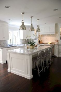 44 Best White Kitchen Design and Decor Ideas