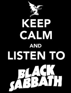 listen to black sabbath