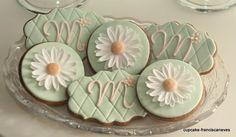 Cupcake: Borboletas e flores!