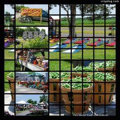 Photo Collage Flea Market