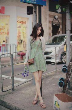 38 Amazing Korean Summer Fashion 40 Trend Fashion and Beauty Ideas- 38 Amazing Korean Summer Amazing Korean Summer FashionKorea is a giant when it comes to fashion Korean Summer Outfits, Korean Fashion Summer, Korean Girl Fashion, Korean Fashion Casual, Korean Fashion Trends, Korean Street Fashion, Korea Fashion, Cute Fashion, Look Fashion