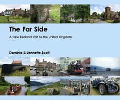 The Far Side | Book Preview | Blurb book by Dominic  Scott.