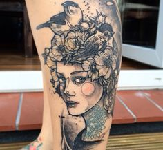 Lady by @_ankimichler