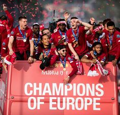 A day we'll never forget ❤️🏆 #LFC #Liverpool #LiverpoolFC #ChampionsLeague #Champions #UCL