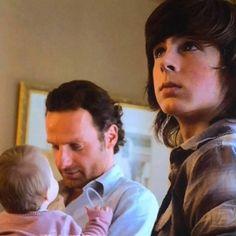 Grimes Family #TheWalkingDead