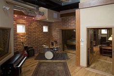 Public Hi-Fi - Recording Studio Project - Photo 14 - Canada + Associates, Architecture