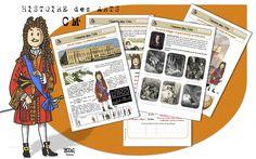 CM Histoire des Arts : Le Siècle de Louis XIV