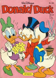 Loved the Disney comic books