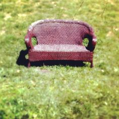 Always Chrysti - Always Chrysti - DIY TUTORIAL: How To Paint An Outdoor Wicker Loveseat